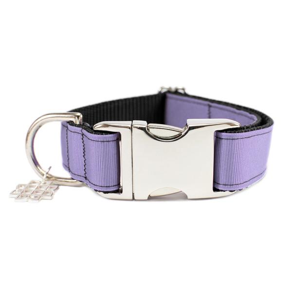 11 lilac collar