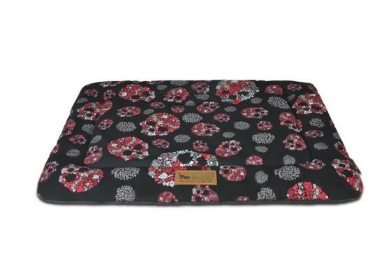 Chill pads pattern skulls roses 1