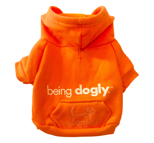 Being dogly hoodie 2