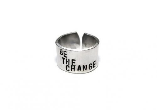 Be the change ring 1 500x350