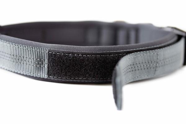 Grey sports collar 3