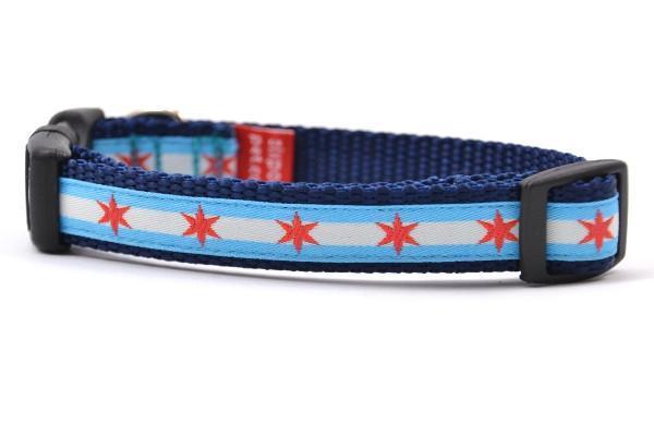 Chicago flag xs collar 800x