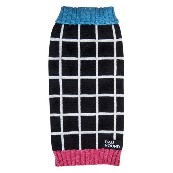 Modern dog sweater colorblock grid bauhound 1024x1024