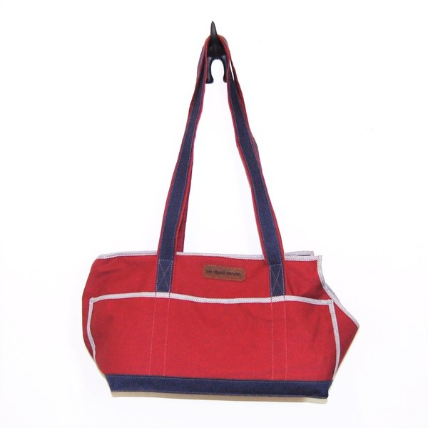 Red and grey polka dots carrier tote 1024x1024 2x