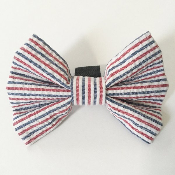 Red white and blue seersucker bow tie 1024x1024 2x