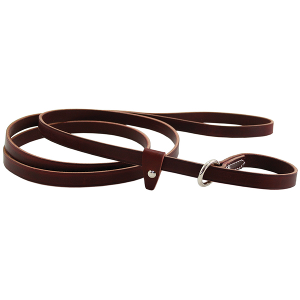 20705 20706 auburn leathercrafters latigo kennel slip lead