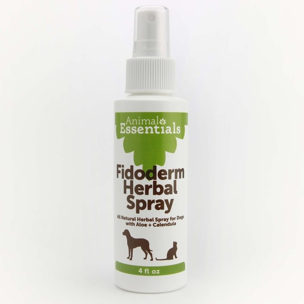 Fidoderm herbal spray