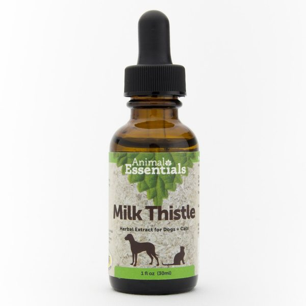 Milk thistle supplement 2