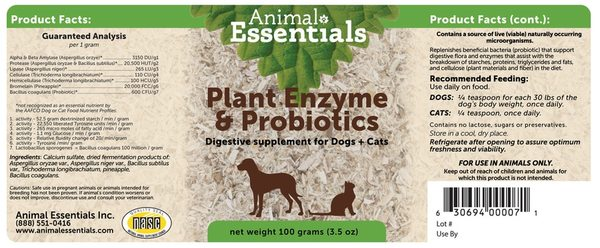 Plant enzyme
