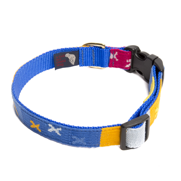 Collar starry day mango shine