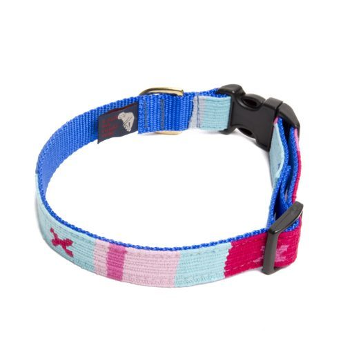 Collar starry day island blues 510x510