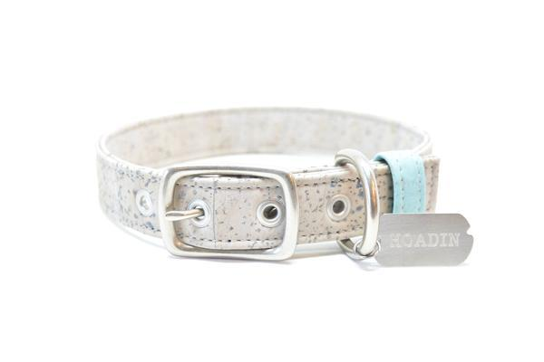 Grey cork collar 1sm 600x