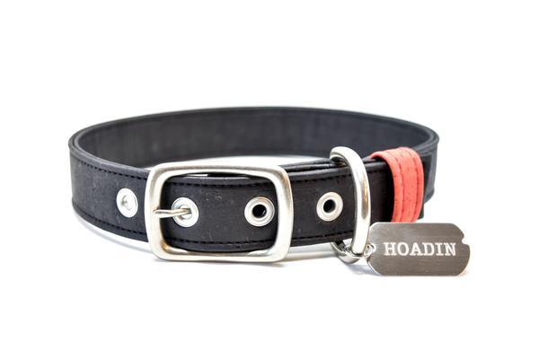 Black cork collar 1sm 600x