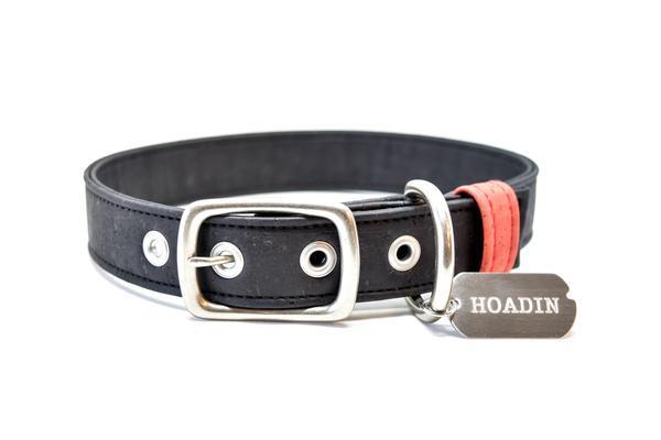 Black cork collar 1sm 600x
