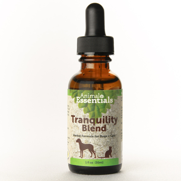 Tranquility blend supplement