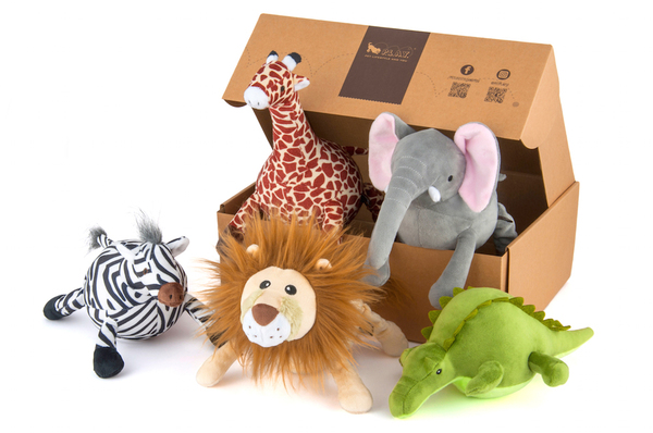 Play safari toy group with gift box 1   high res