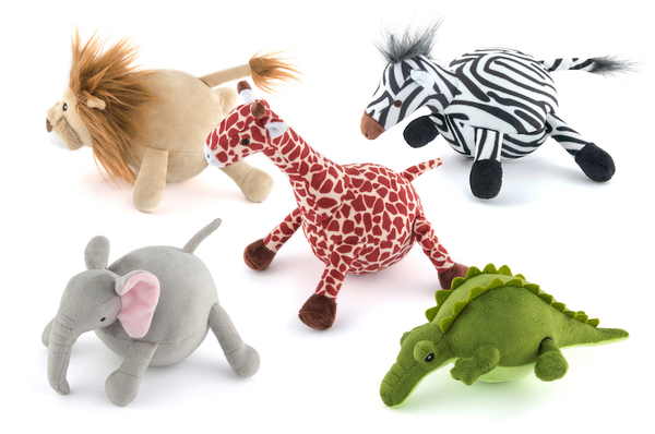 Safari toy collection by p.l.a.y.