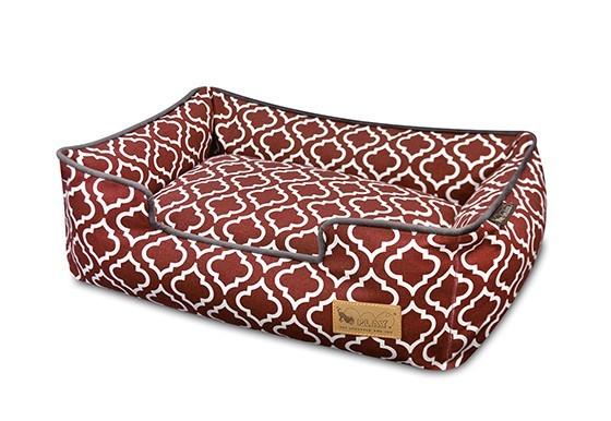 Lounge bed   moroccan   marsala   1 45angle   web res 1