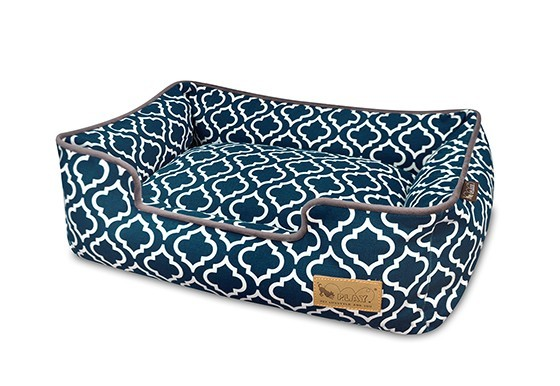 Lounge bed   moroccan   navy   1 45angle   web res 1
