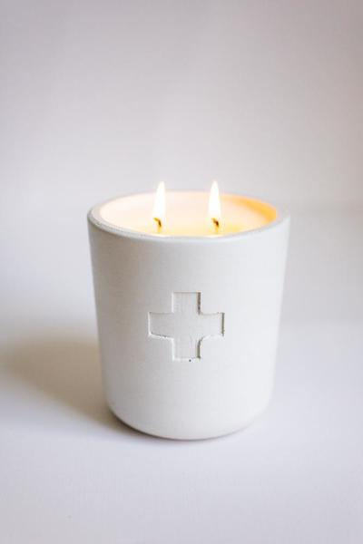 Sydneyhaleco concreterescue candlelit