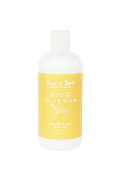 Large yellow conditioner