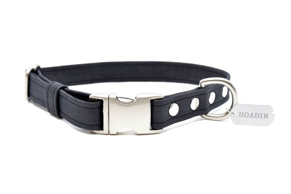 Black cork dog collar sr x 1600x