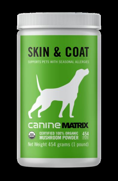 Canineskin coat454gfront 600x