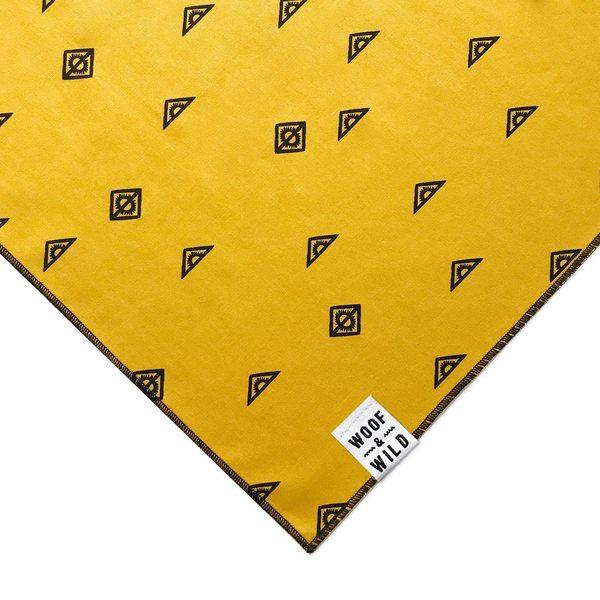 Mesa modern dog bandana woof wild 279033 1500x